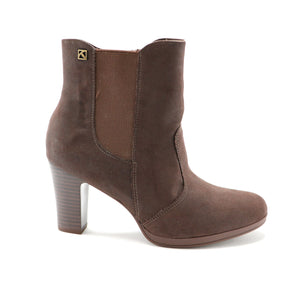 Microfibra Cafe Ankle Boot (130.193)