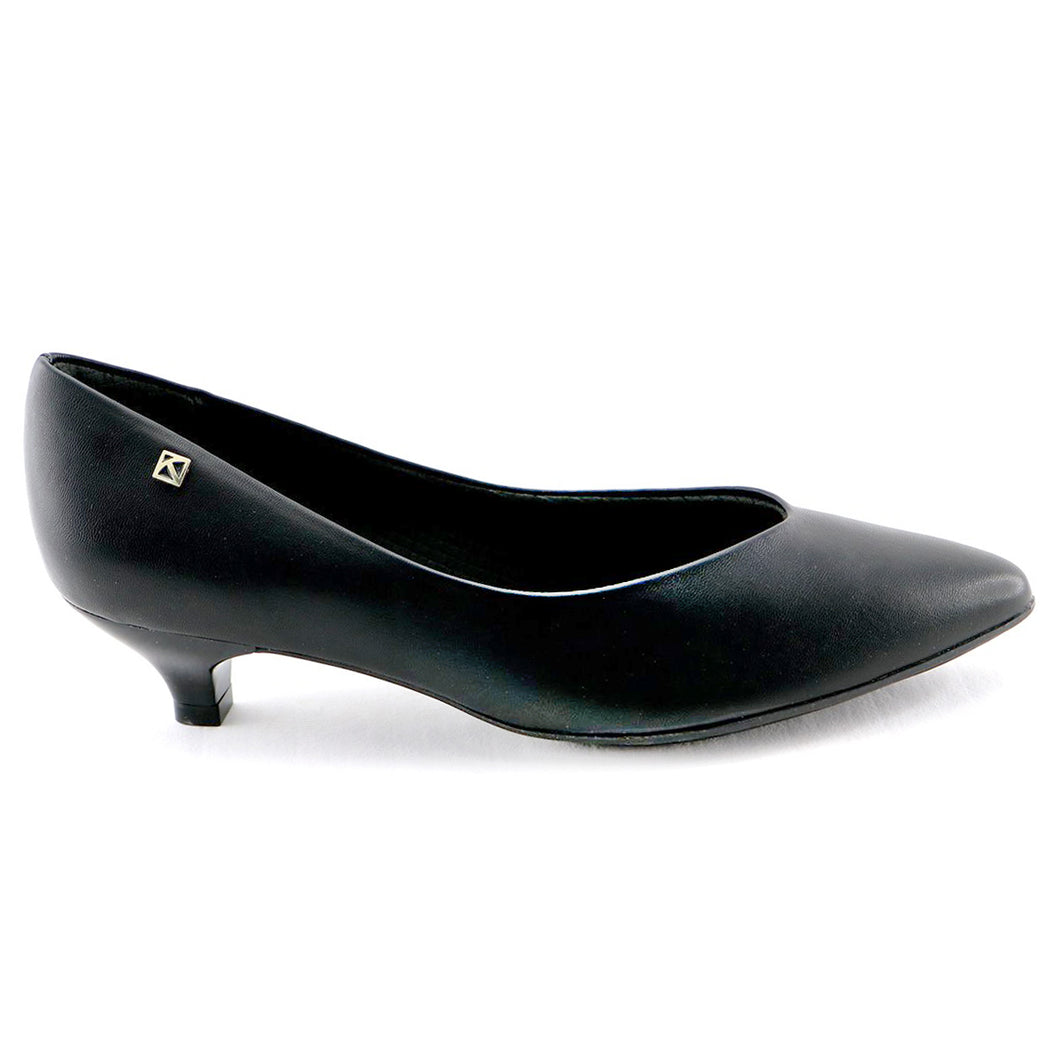 Black Napa Pumps for Women (275.006)