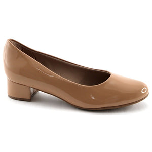 Nude Patent Ladies Pumps (140.110)
