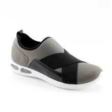 Grey LIGHTSTEP Sneakers for Women (979.002) - SIMPLY SHOES HONG KONG