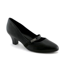 Black Napa Ladies Pumps (703.011) - SIMPLY SHOES HONG KONG