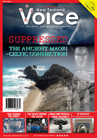 New Zealand Voice – October 2017 [digital]