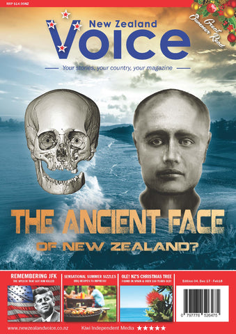 New Zealand Voice – Summer 2017/18 (#4) [digital]