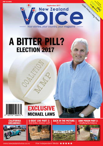New Zealand Voice – September 2017 [digital]