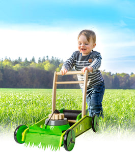 LEGLER- LAWN MOWER BABY WALKER