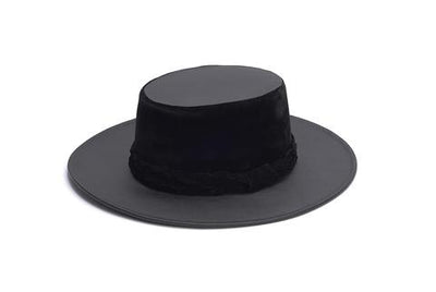 ASN HATS- BACK IN BLACK