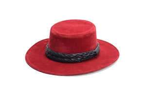 ASN HATS- THE RED BOTTON HAT