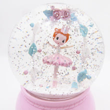 DJECO- SNOW GLOBE NIGHTLIGHT - BALLERINA