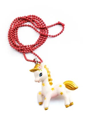 DJECO- LOVELY CHARMS NECKLACE - PONEY