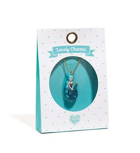DJECO- LOVELY CHARMS NECKLACE - MERMAID