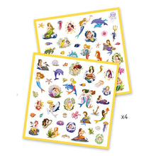 DJECO- STICKERS MERMAIDS