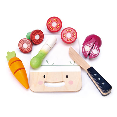 TENDER LEAF TOYS- MINI CHEF CHOPPING BOARD