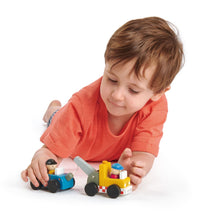 TENDER LEAF TOYS- TOW TRUCK