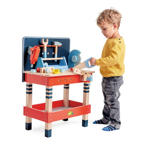 TENDER LEAF TOYS- TOOL BENCH