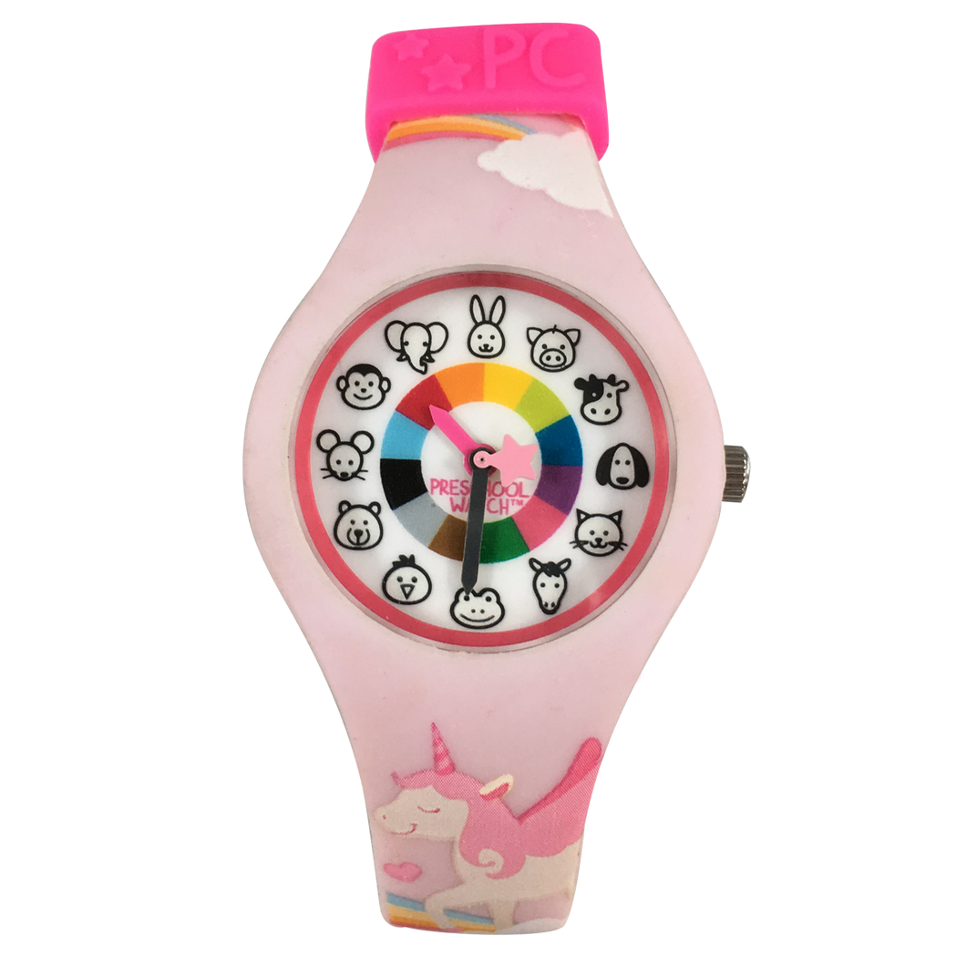 PRESCHOOL COLLECTION- UNICORN WATCH
