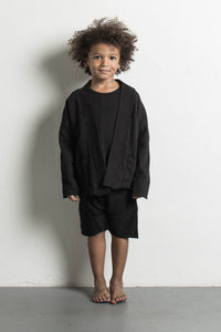 DANIEL PATRICK KIDS- SHIELD CLOAK III IN BLACK