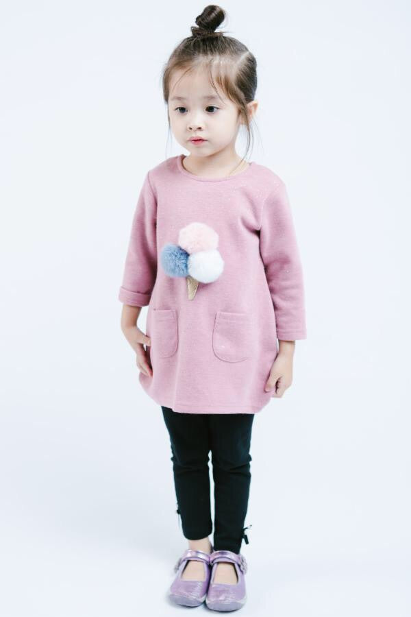 ICE CREAM PUFFS TUNIC