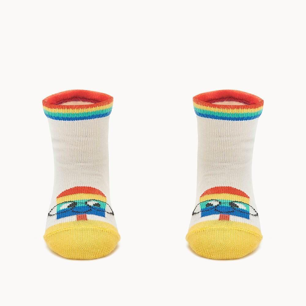THE BONNIE MOB- RIMINI - LOLLY SHORT SOCKS - PUTTY