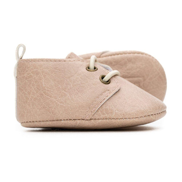 MOXFORD LIGHT BLUSH SHOES - SWEET N SWAG