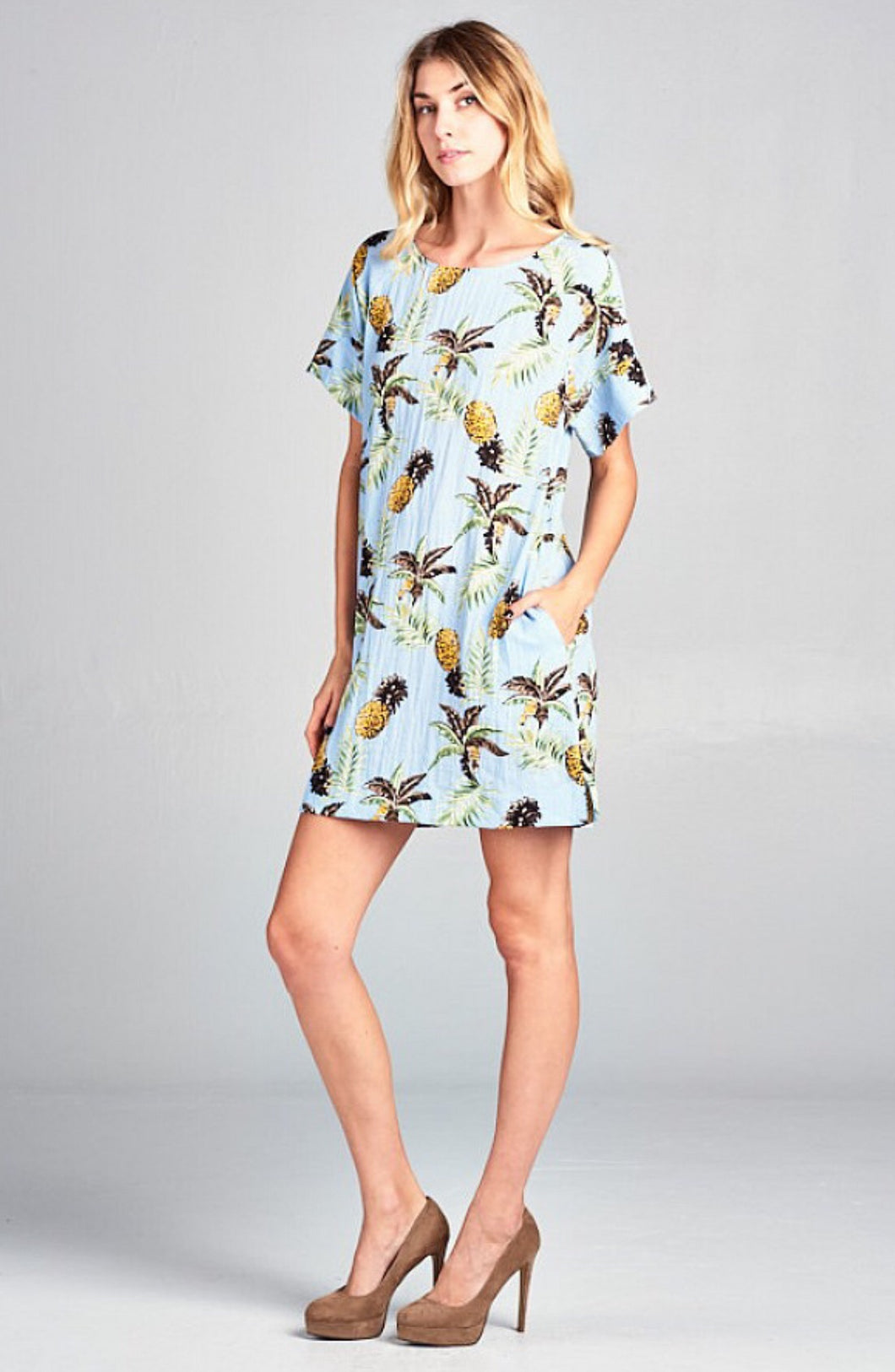 PINEAPPLES WONDER DRESS
