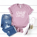 Pray Big. {Heather Orchid}