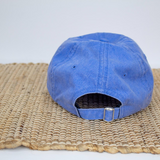 It is Well Cap {Periwinkle Pigment Dyed}