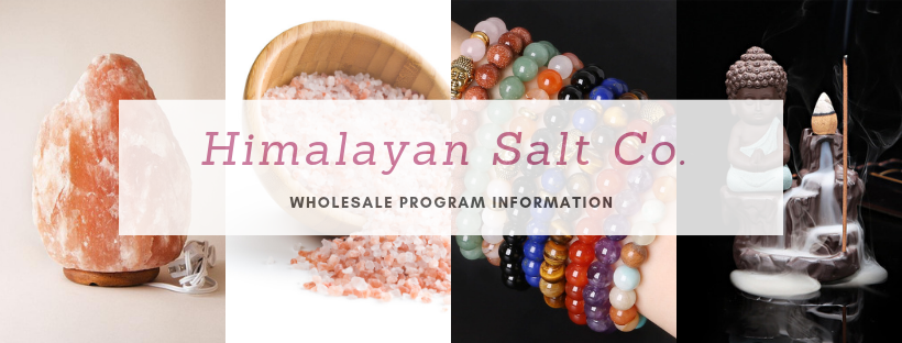 Himalayan Salt Company - Himalayan Salt Lamp Wholesale