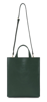 Momo Leather Shopper Bag