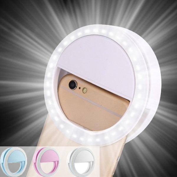 Mi Plus Ring Selfie Light Flash