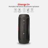 Charge 2+ Portable Wireless Bluetooth Speaker