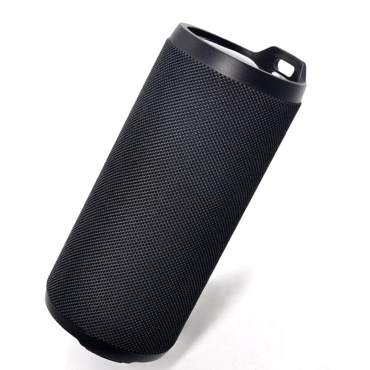 New design Fabric 10W Sport outdoor Portable wireless Bluetooth speaker