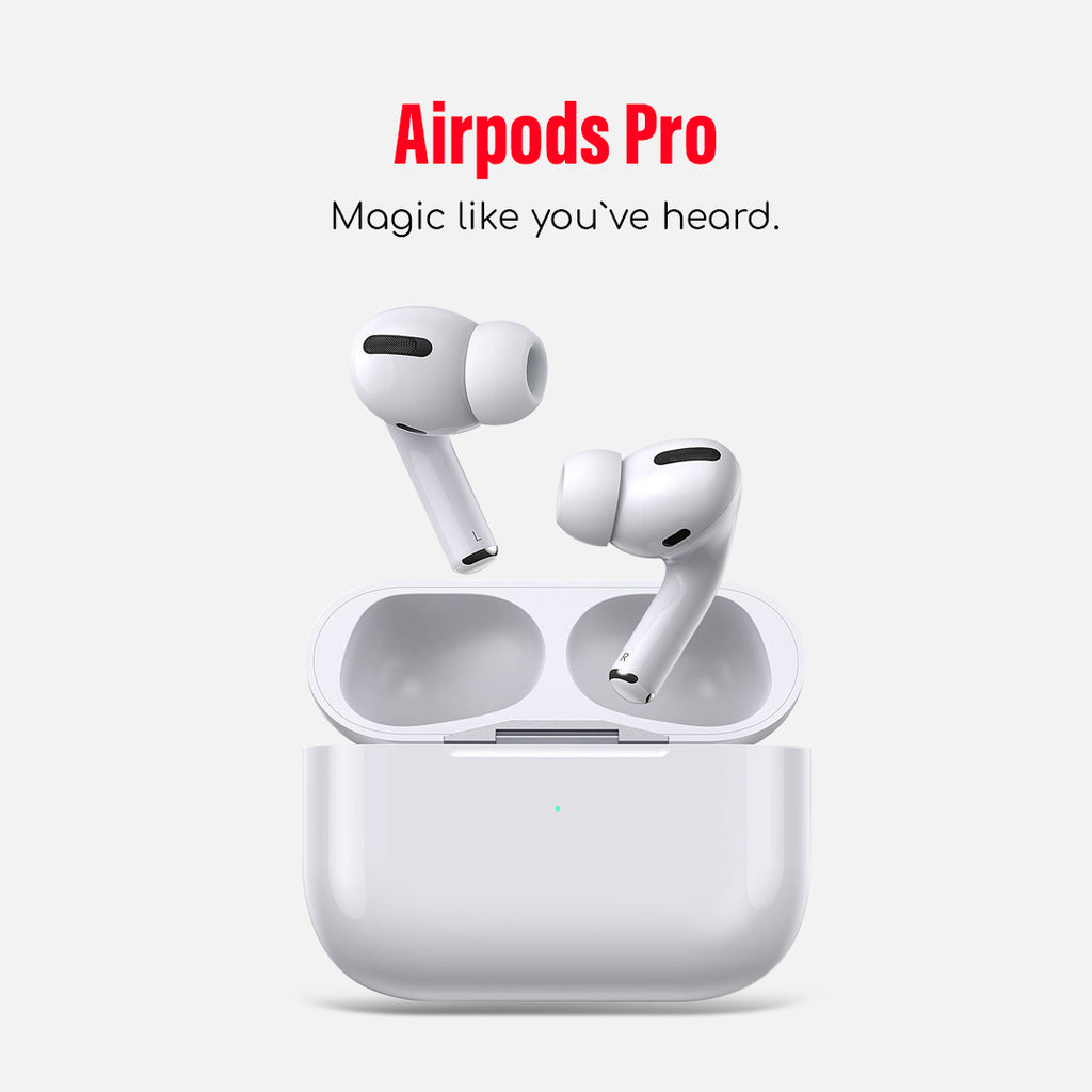 High Quality Airpods Pro Wireless Charge Bluetooth Headphone 5.0