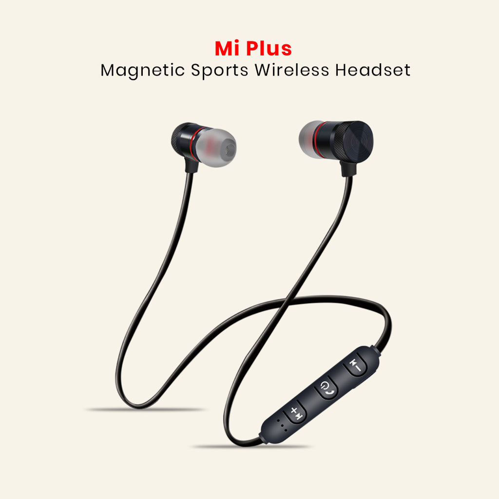 Mi Plus Magnetic Sports Wireless Headset