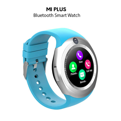 MI Plus Bluetooth Watch