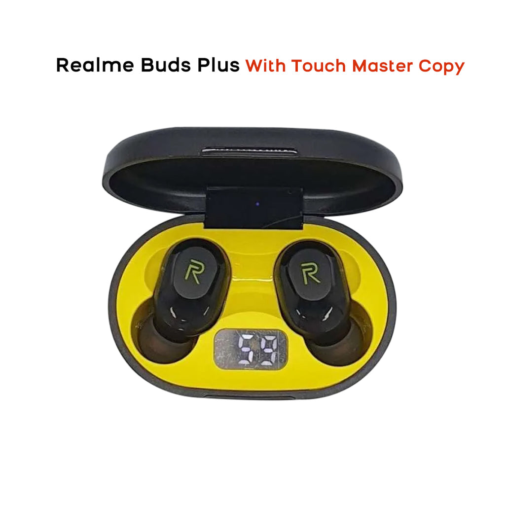 Realmee Buds Plus With Touch Master Copy