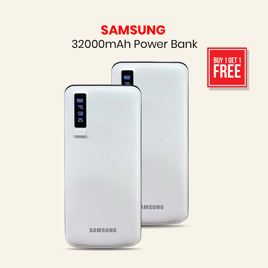 Buy One Get One32000mAH Power Bank