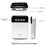 Buy 16000mAh Power Bank with i 7 Wireless Headset