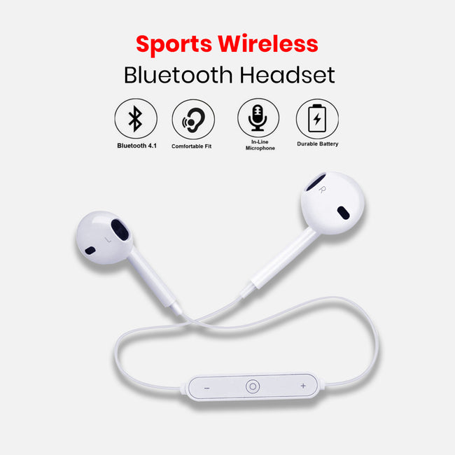 Mi Plus Sport Wireless Bluetooth Headset