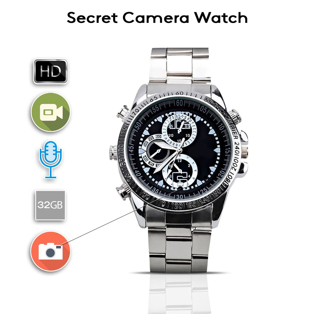 Buy Secret Watch Camera