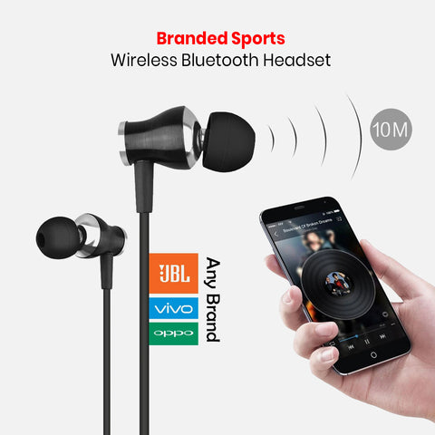 Buy Branded Sports Wireless Bluetooth Headset