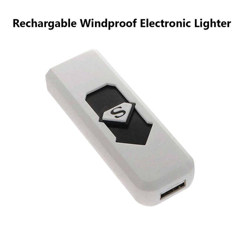 Rechargeable Windproof Electronic Lighter