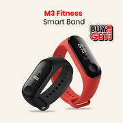 Buy 1 Get 1 Free M3 Fitness Smart Band