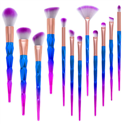DE'LANCI powder brush set