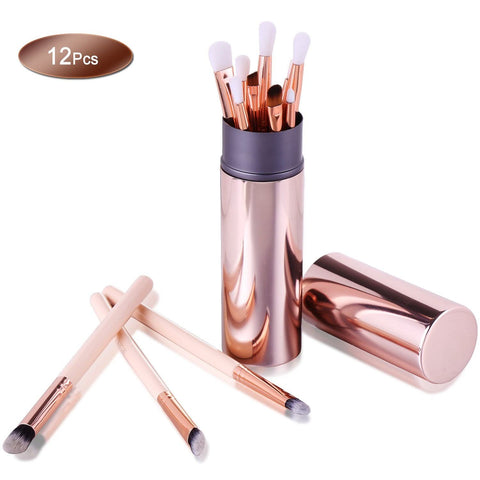 DE'LANCI Blending Makeup Brush Set - DE'LANCI
