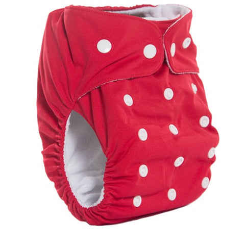 Fancypants ORIGINALS Pocket Nappy - Cherry