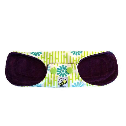 Baby BeeHinds Mama Cloth Small - Lime Pop