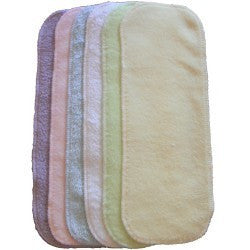Bam+Boo Fleece Liners - 5 Pack