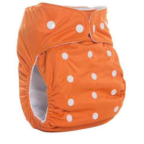 Fancypants ORIGINALS Pocket Nappy - Tangerine
