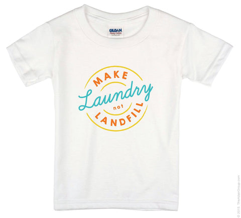 Smart Tee - Make Laundry Not Landfill
