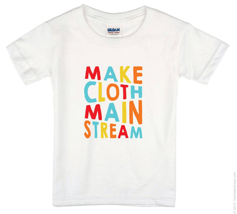 Smart Tee - Make Cloth Mainstream - Bright